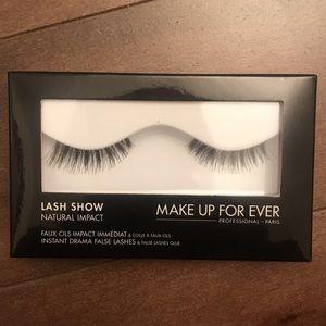 Make Up For Ever False lashes
